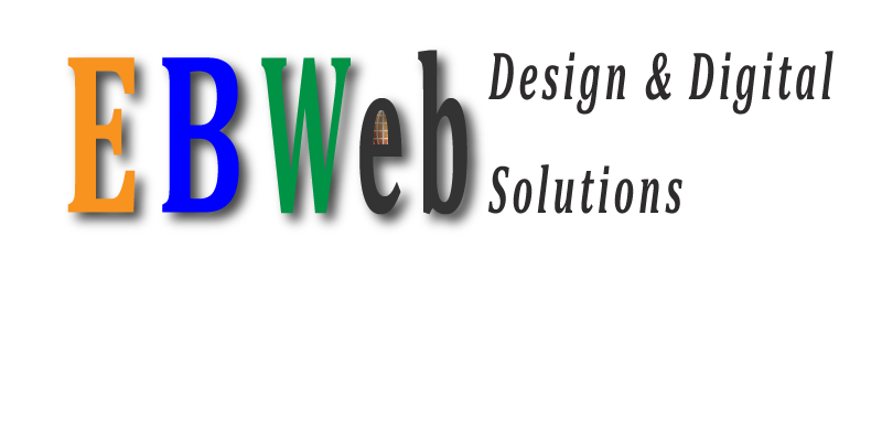 EBWeb Design & Digital Solutions Logo