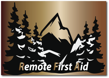Remote First Aid Website button